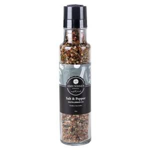 Bilde av Amundsen spesial krydderkvern - salt & pepper