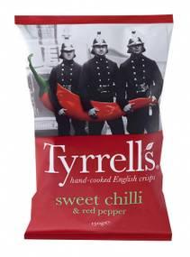 Chips Sweet Chilli 150g Tyrrells