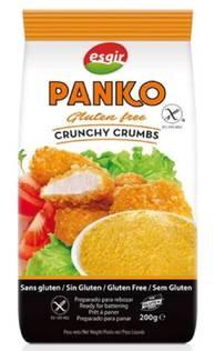 PANKO PANERING GLUTENFRI 200G ESGIR