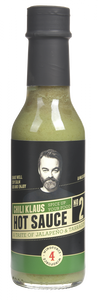 Bilde av Chili Klaus hot sauce nr. 2